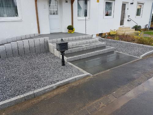 Terrassen - und Wegebau